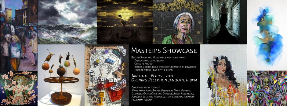 masters exhibition slider