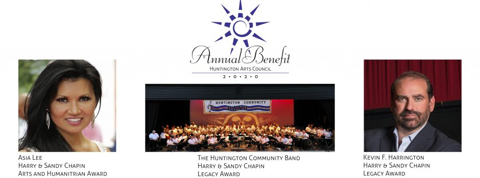 sliderwith headshots and logo